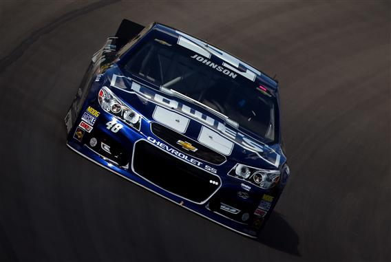 Jimmie Johnson 2014 Fantasy NASCAR