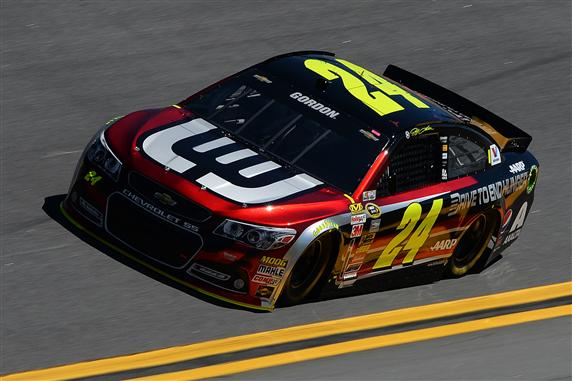 Jeff Gordon 2014 Fantasy NASCAR