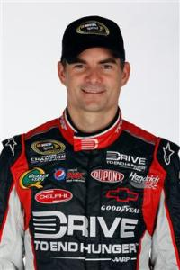 Jeff Gordon Fantasy NASCAR / Racing