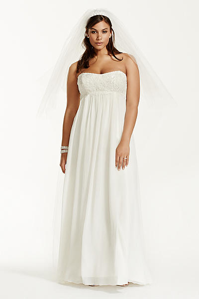How to Choose the Perfect Wedding Dress for Your Body Type ...