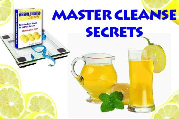 master cleanse secrets