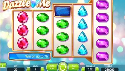 dazzle me game
