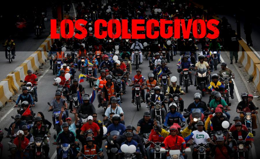 ¡Colectivos! Los Mensajeros Del Terror De La Dictadura En Venezuela