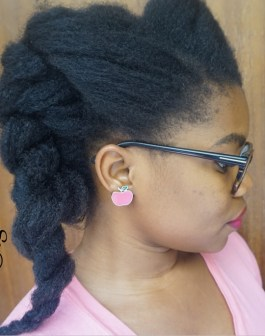 Hairstyle for the Week Double Flat Twists