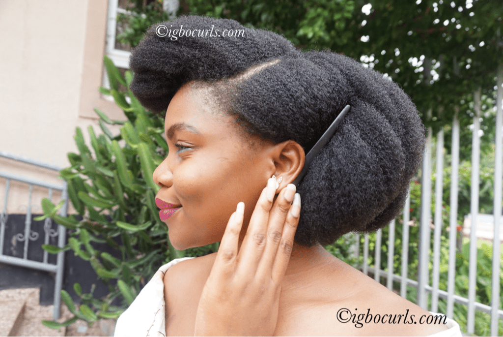 Natural Hair is NOT Beautiful, Professional, Sexy or Classy