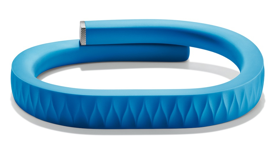 Jawbone UP, a smart new biosensor