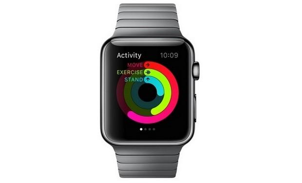Apple Watch_activity app