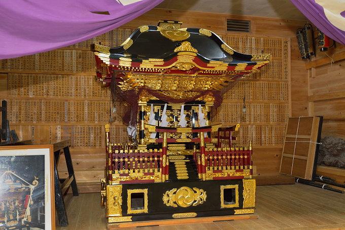 150718 鶴嶺八幡宮神輿
