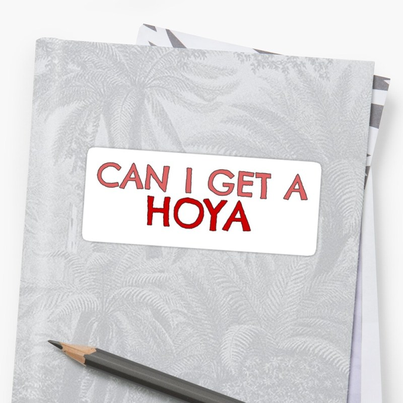 Large Of Can I Get A Hoya