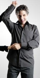 James Joseph dancing