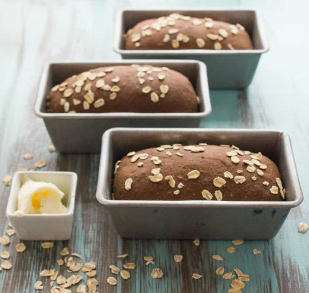 honey wheat bread {outback cc}