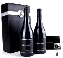 ONEHOPE Wine ASPCA charity gift set holiday