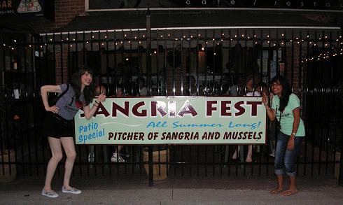 THE ART OF SANGRIA