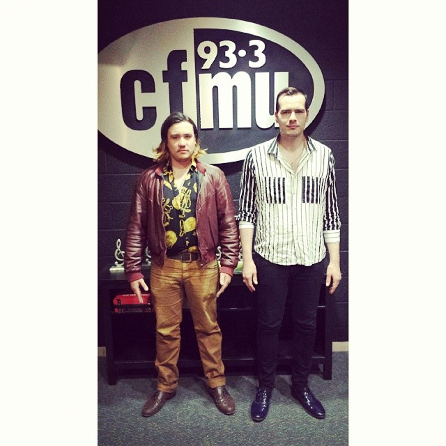 I Heart Hamilton on 93.3 CFMU -- Episode 026 (May 2/14)