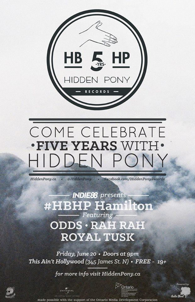 HAPPY BIRTHDAY HIDDEN PONY #HBHP