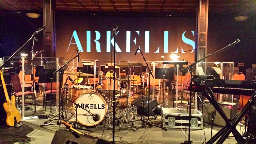 CRAWLIN' WITH ARKELLS