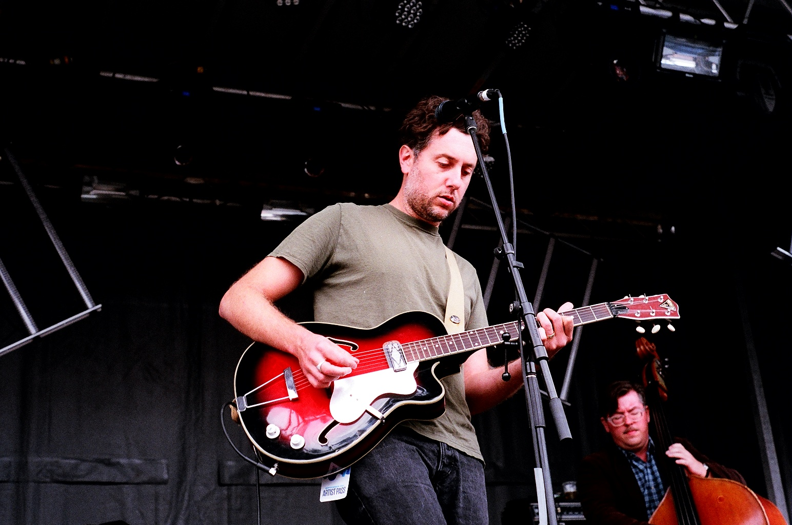Bry Webb. Photo by Steph Dubik.
