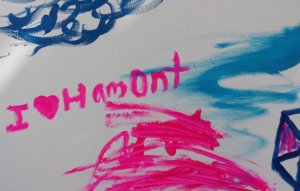 Kristin's mark on Fresh FM's canvas