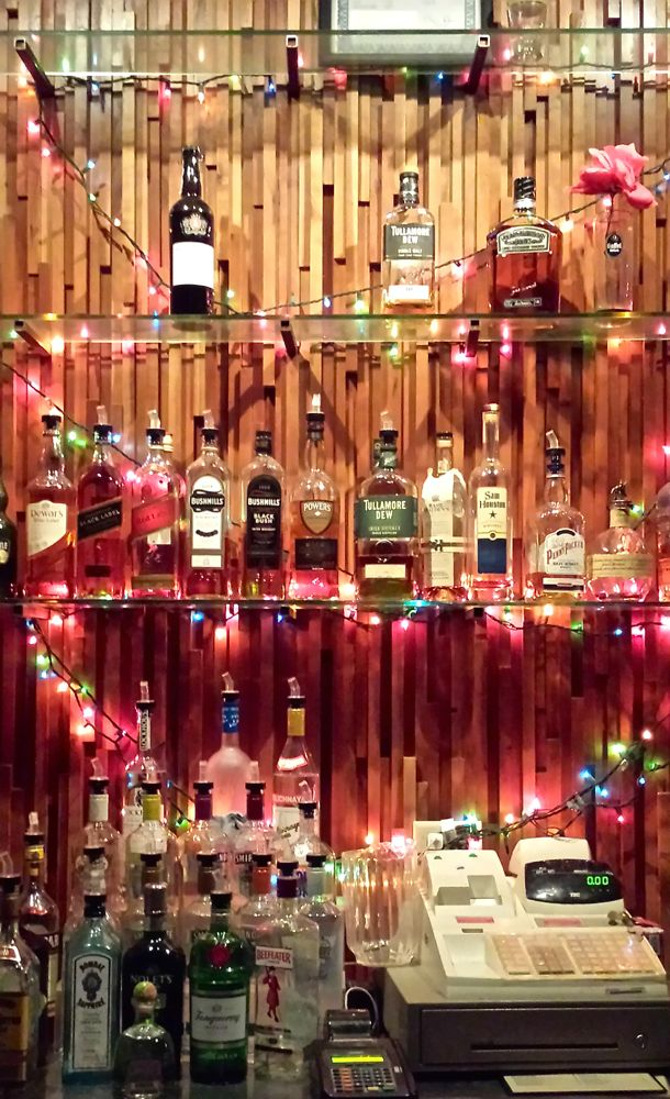 Bar at Allen St. Hardware