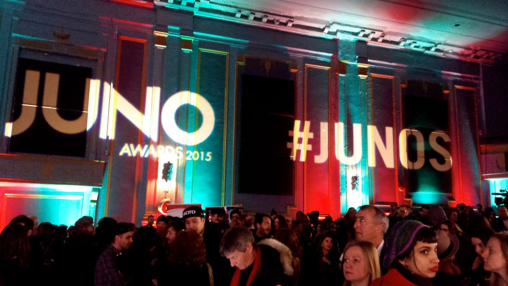 (JUNO AWARDS) Nominations