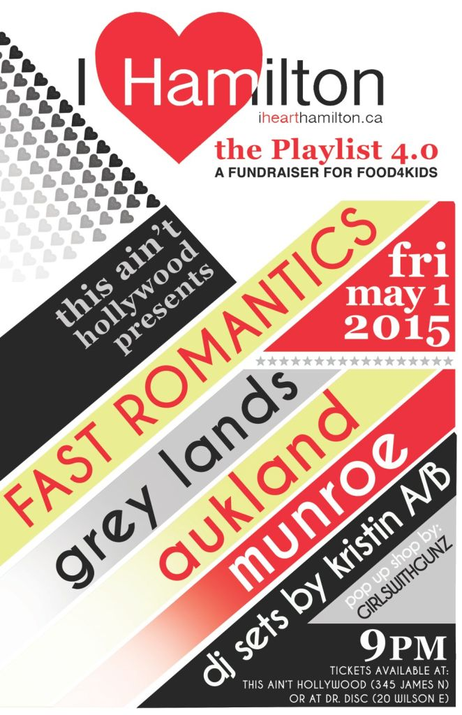 ANNOUNCEMENT: I HEART HAMILTON CELEBRATES 4TH ANNIVERSARY WITH THE PLAYLIST 4.0