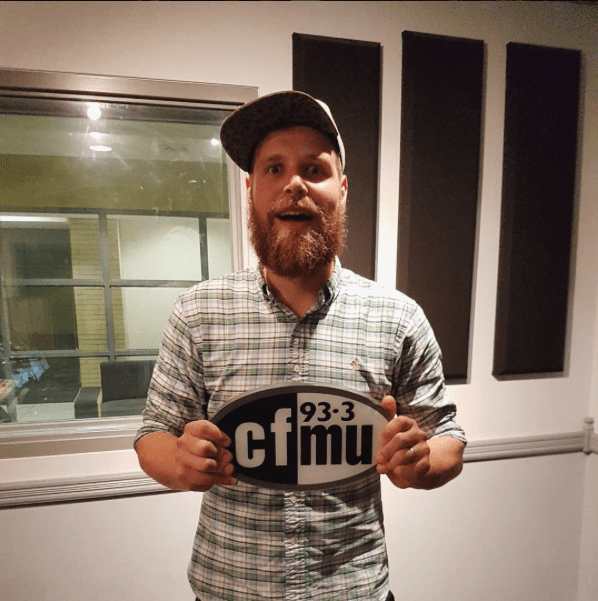 Anthony Mlekuz on 93.3 CFMU