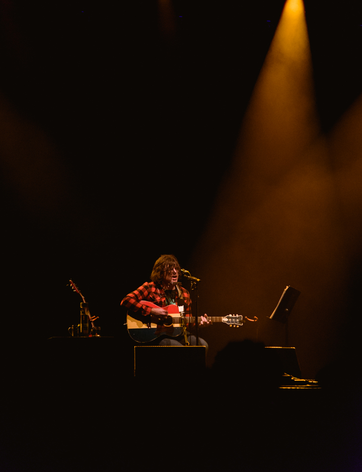 Ryan Adams. Photo by Lisa Vuyk