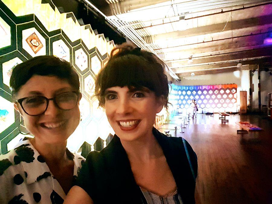 Donna Lovejoy & Kristin