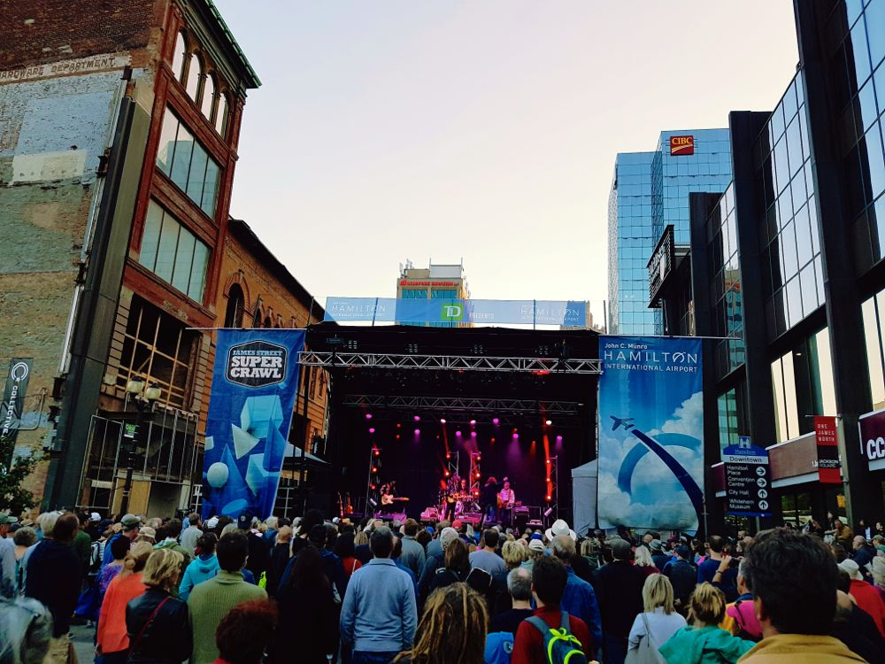 Blackie & The Rodeo Kings at Supercrawl 2017