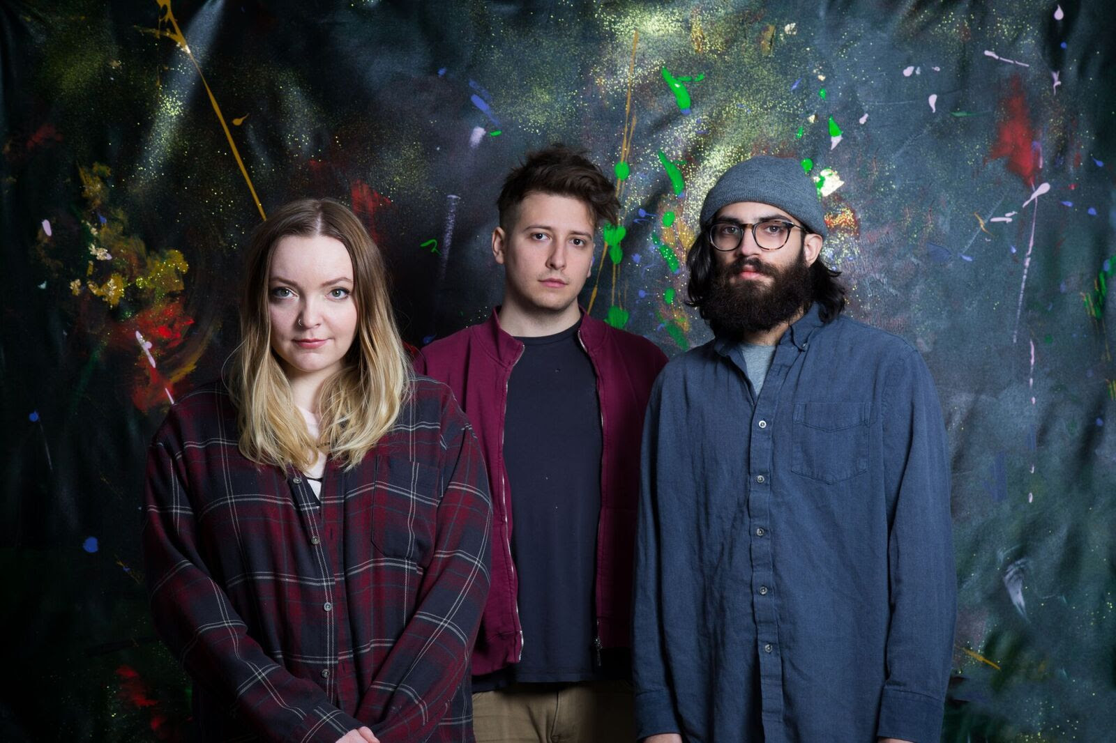 Basement Revolver. Official photo.