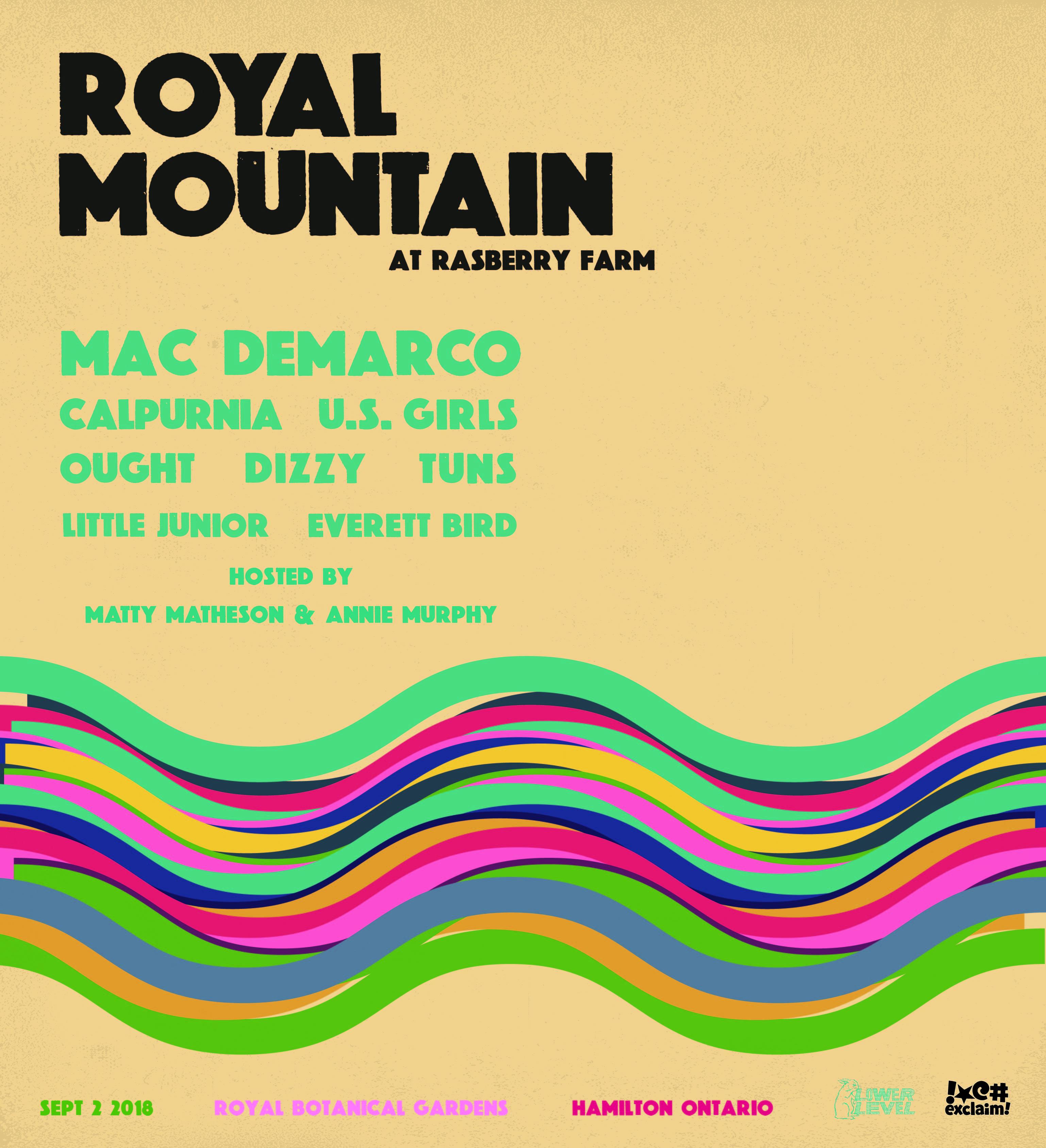 Royal Mountain at Rasberry Farm