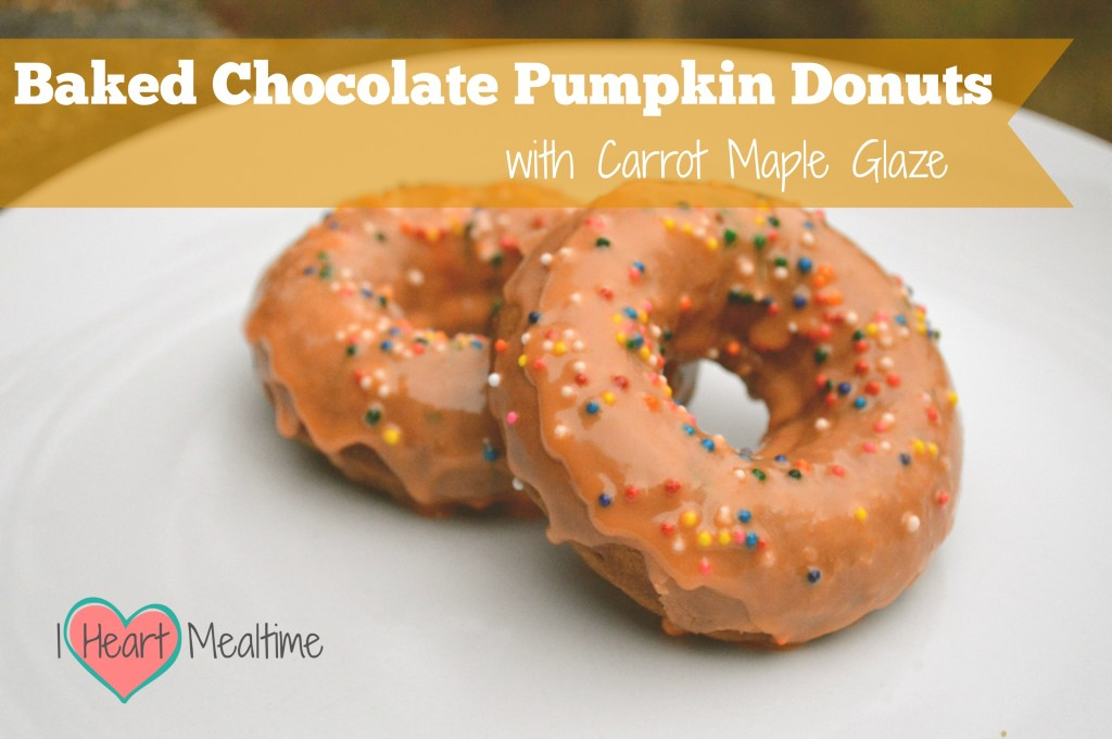 Delicious donuts made healthier