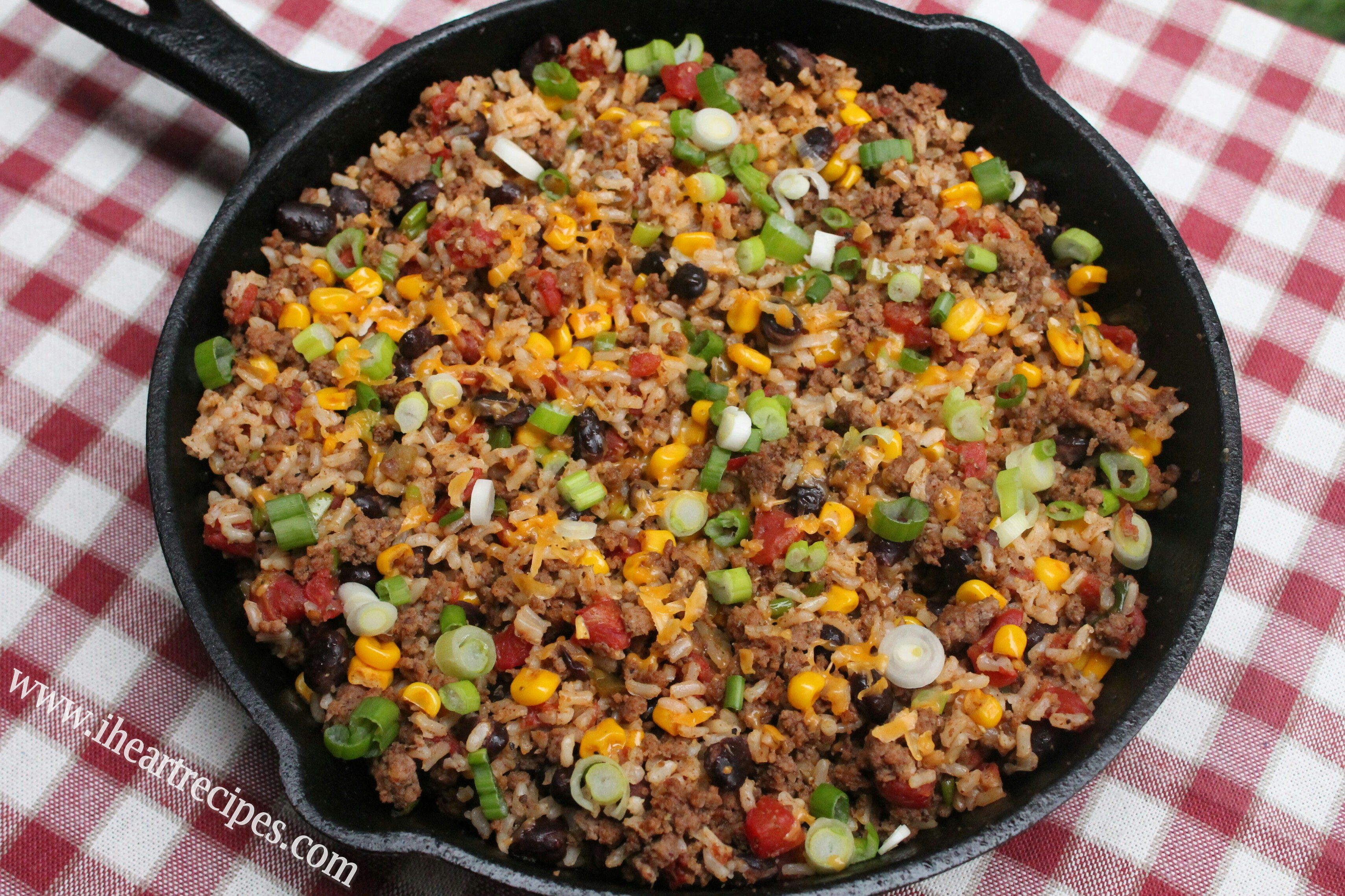 Eye Easy Tex Mex Ground Beef Skillet Dinner Made Under Tex Mex Beef Skillet I Heart Recipes Keto Recipe Ground Beef Cheese Keto Recipe Ground Beef Instant Pot A Quick nice food Keto Recipes Ground Beef