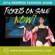 {You're Invited} Redress Raleigh 2016 Fashion Show