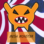 Mesh Monster logo