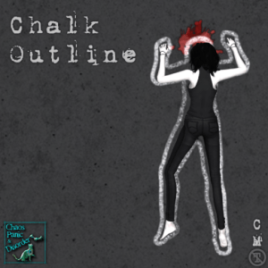 ___CPD___ Chalk Outline