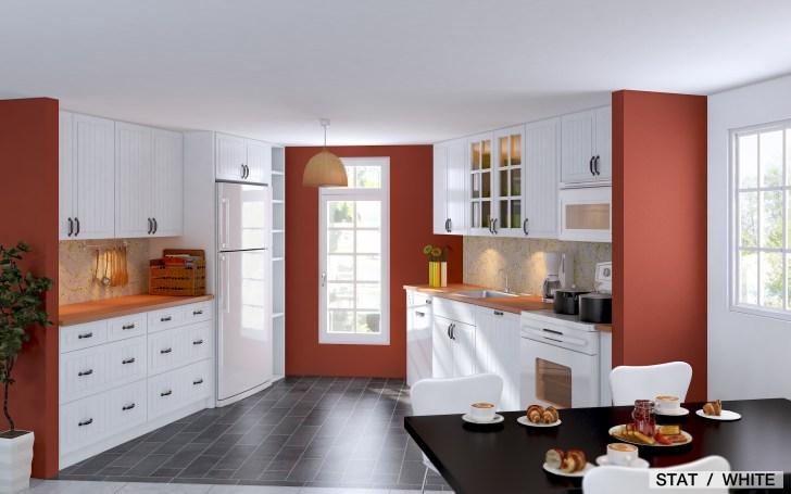 5waystospiceupyourwhitekitchen ikea kitchen ideas