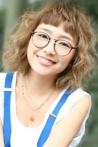 夏 ミディアム 髪型 女性、8