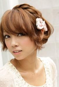 ハロウィン 髪型 人気 女1