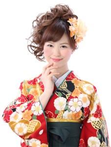 卒業式 袴 髪型 ショート ミディアム ロング 女性 5