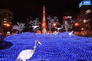 11月 北海道 旅行 イベント 気温 t