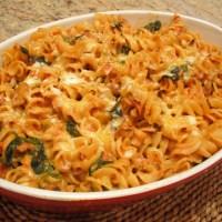 Recipe: Chicken and Spinach Pasta