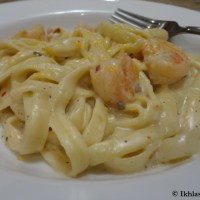 Recipe: Easy White Sauce Pasta