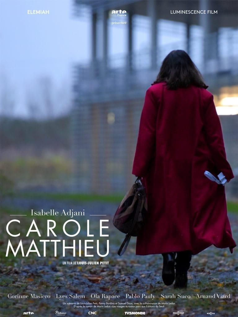 Poster do filme Carole Matthieu