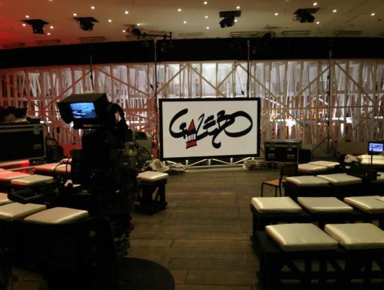 studio gazebo