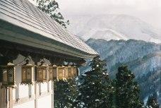 Mountain temple Yamadera, Yamagata prefecture
