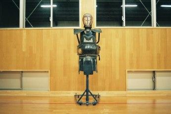 Mr. Nakajima the training doll