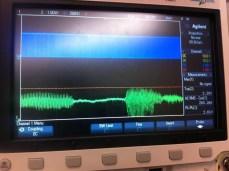 Pulse width modulated waveform