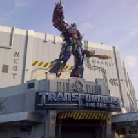 The Battle Begins at Universal Orlando: Transformers Grand Opening