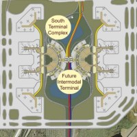 Orlando Airport Expansion Plans Reveal Massive 100+ Gate South Terminal